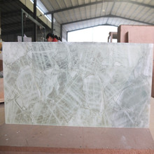 white color quartz stones slab for construction project, countertop and so on