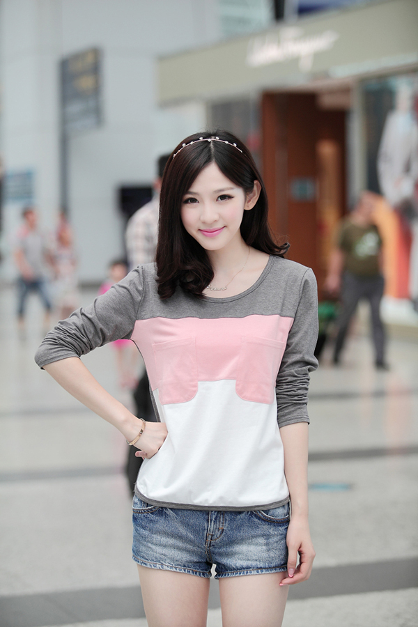 Oem servcie new fashion design sweet teen girls t shirt buy sweet teen girls t shirt new - Fresh teen girls ...