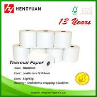 Zebra Thermal Transfer Paper Roll 4