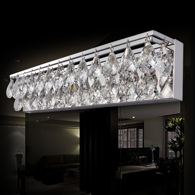 Crystal Bathroom Light Ings