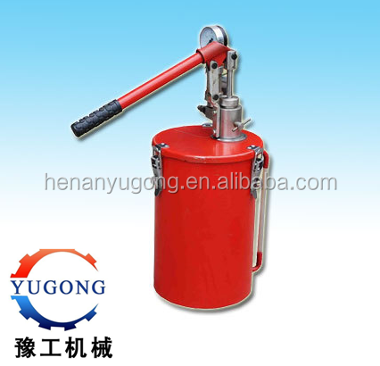 portable grouting machine chemical polyurethane injection pump price