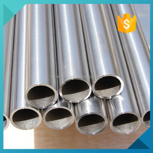 astm f136 gr23 76*1 titanium exhaust pipe /tubes in coils in stock for sale