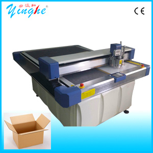 China manufacturer automatic paper cardboard boxes die cutters