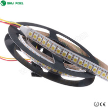 144 pixels addressable smd 5050 digital rgbw apa102 led strip 20m