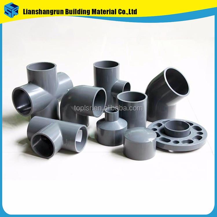 Upvc reducing tee pipe fittings buy