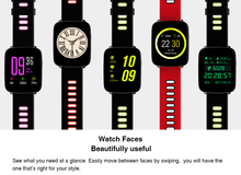 water proof android smartwatch