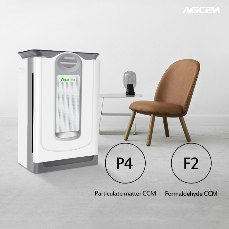 CE air purifier with humidifier