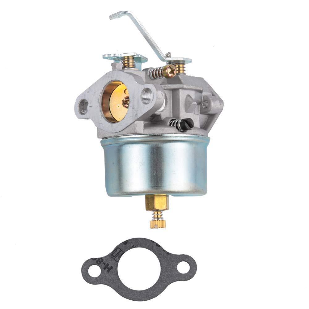 For Carburetor For Tecumseh TROY BILT HORSE TILLERS 5HP 6HP H50 H60 HH60 Carb TA
