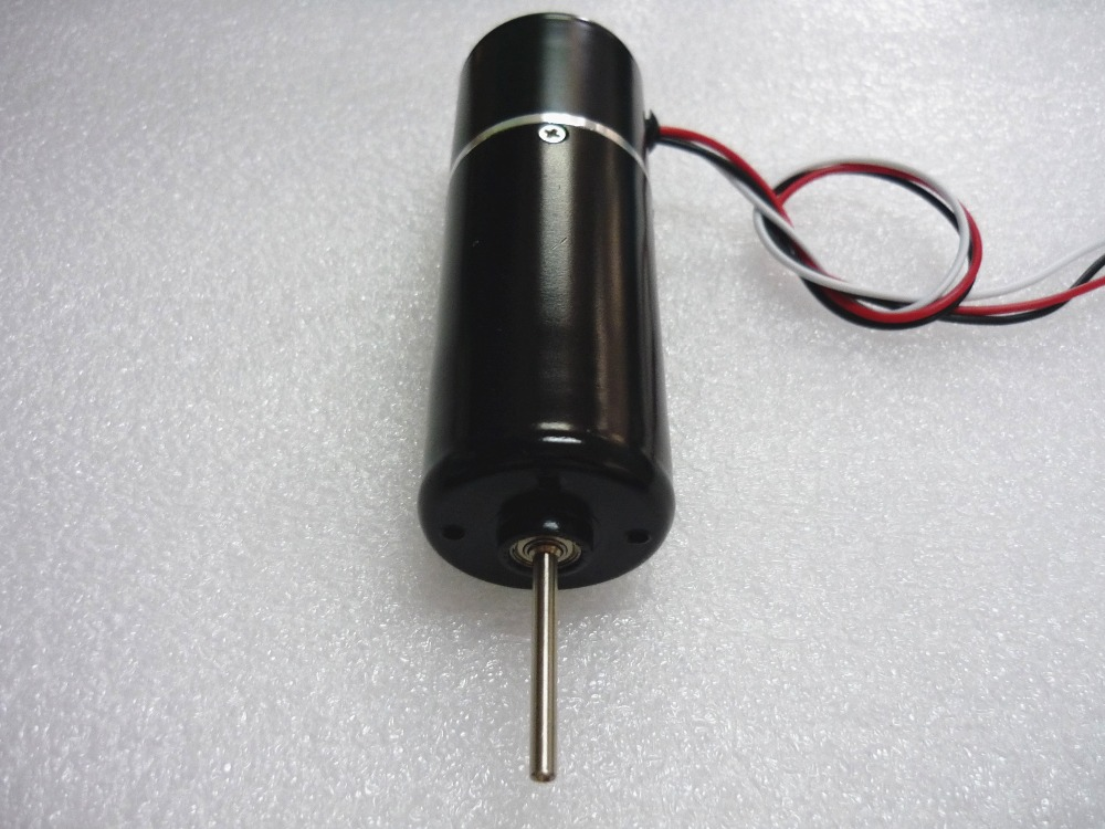 Factory Supply 24V 9000RPM DC Brushless Motor 32mm
