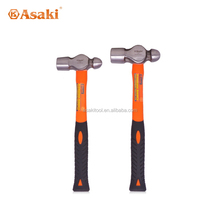 Ball pen hammer with soft grip rubber handle