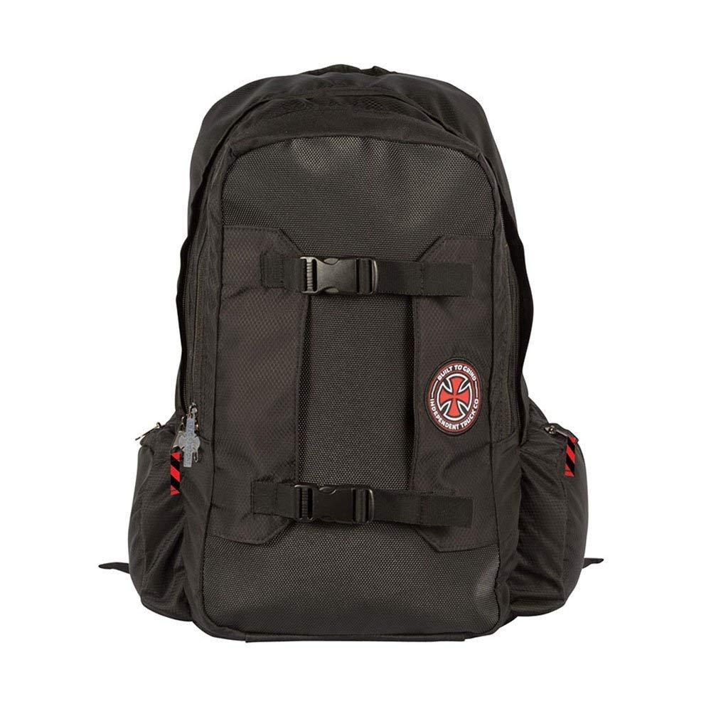 b50694430ad Get Quotations · Independent Truck Company BTGC Pack Skate Unisex Skateboard  Backpack - Black - 12