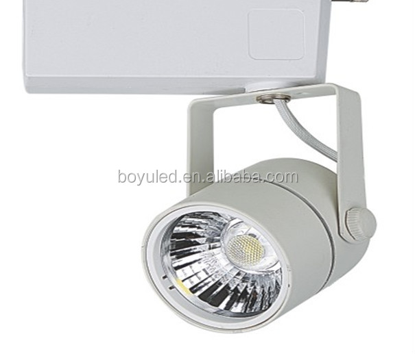 LED track spotlight 30w for shop museum spot light high lumen