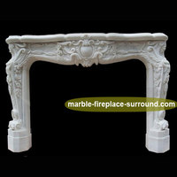 antique marble fireplace surrounds natural stone classical garland design marble fireplace surrounds