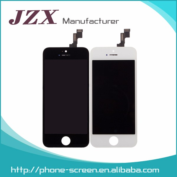 Cell Phone Repair Parts Lcd With Touch Assembly For Apple Iphone 5 ...