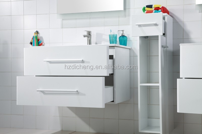 Modern furniture wall mounted mdf bathroom vanity very for Very cheap furniture for sale