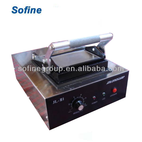 Flash Ink Stamp Machine materials machine