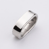 Unique Jewelry Findings Stainless Steel Bead 5Mmx10Mm Hole