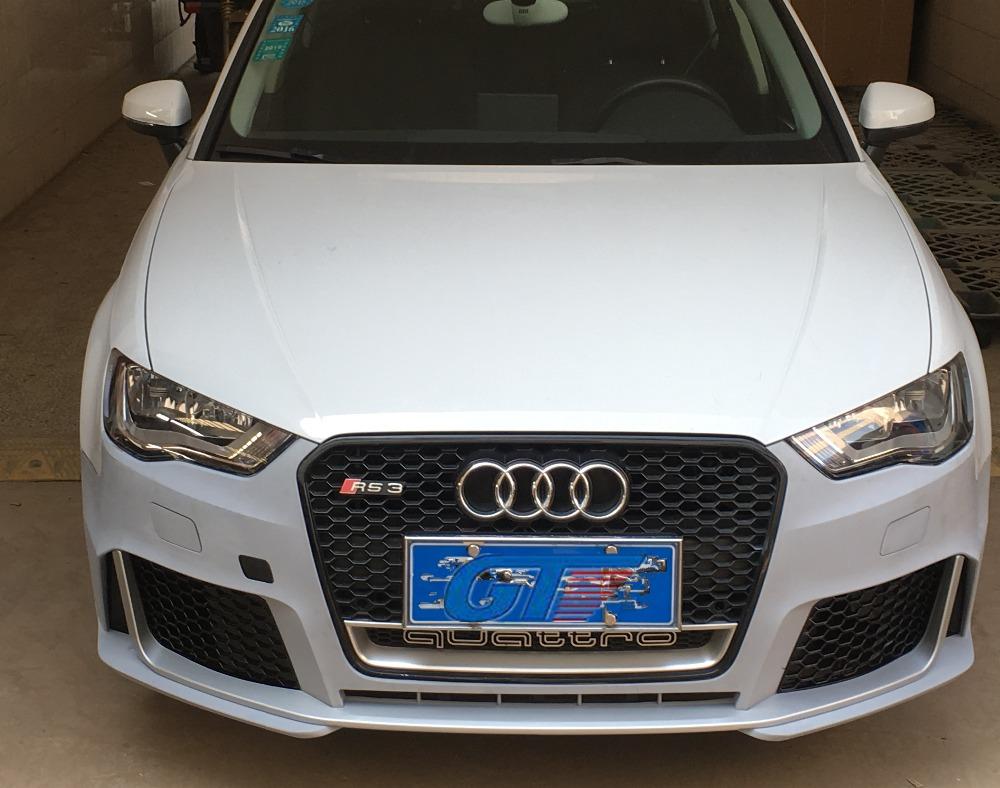2015 Audi A3 Body Kit