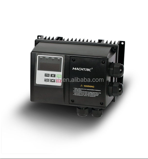 1 phase input 1 phase output variable speed drive