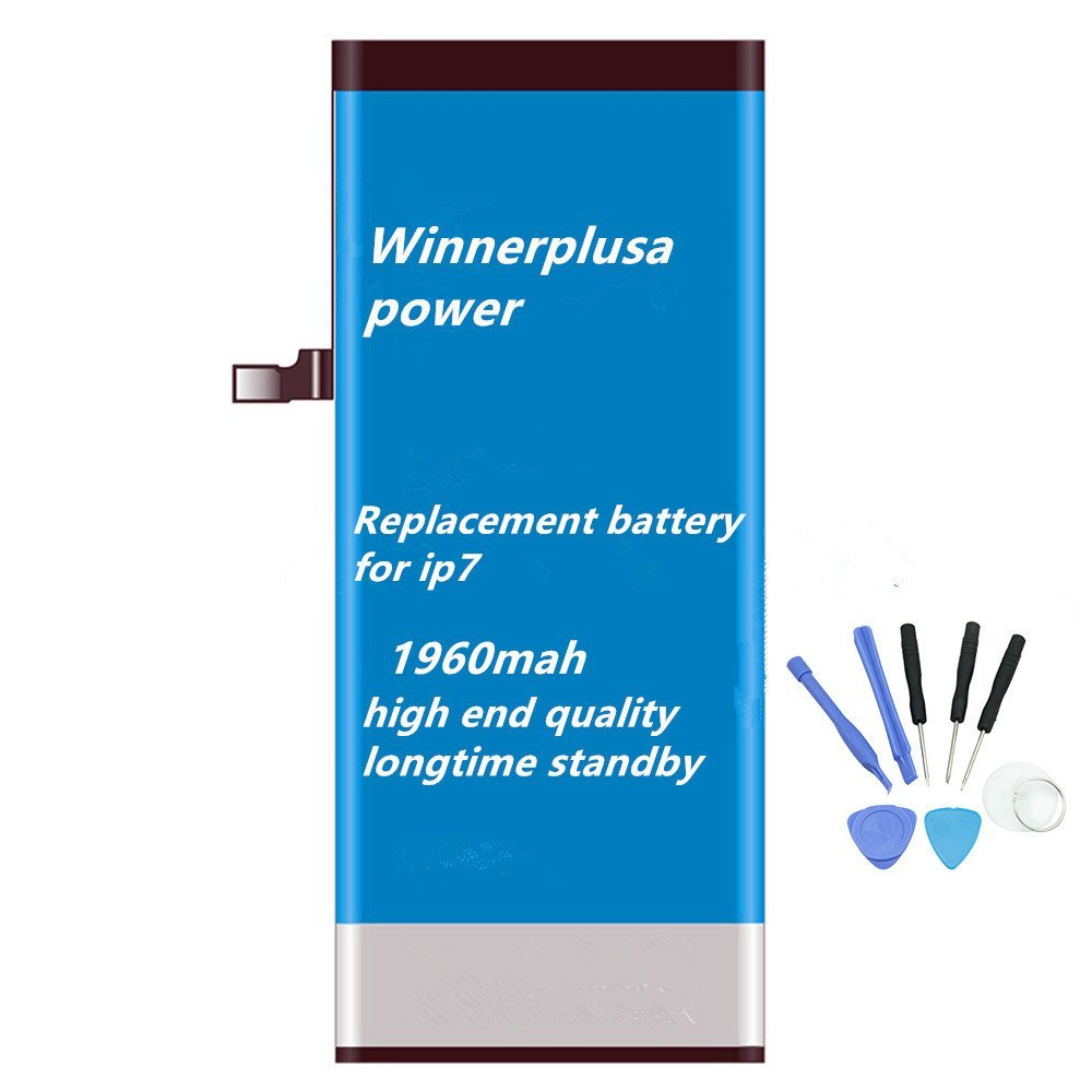 Wonderful power battery kit for iphone7