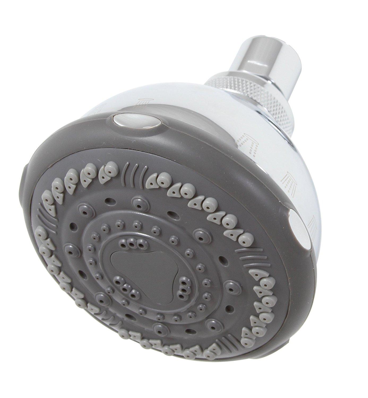 Premier 192051 Seven-Setting Showerhead, Chrome
