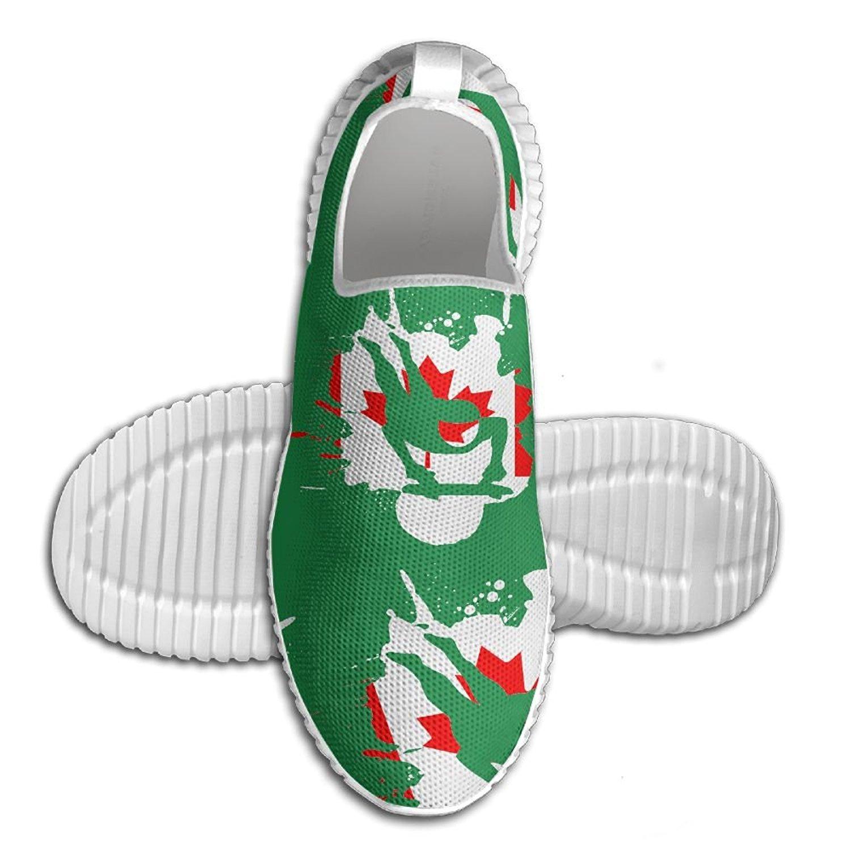Owaheson Trail Runner Running Shoe Casual Sneakers American Alligator Crocodile