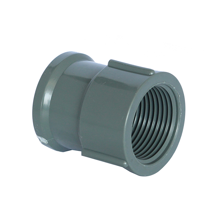 NBR5648 PVC U PVC-U Female Adaptor  Pipe Fitting