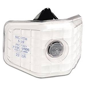 Particulate Reusable Welding Respirators - 7190 series non oil n99class particulate respir [Set of 12]