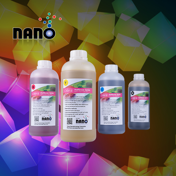 Compatible for Epson DX5 print head water based dye sublimation ink for t-shirt printing