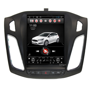 Vertical Android Car Radio For Ford Focus 2011-2015 Autoradio GPS