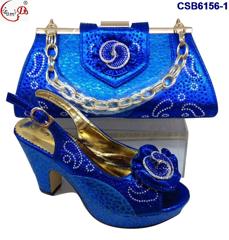 and gold bag design and CSB6156 shoes bag New match nigerian shoes 87UzZnZqxE