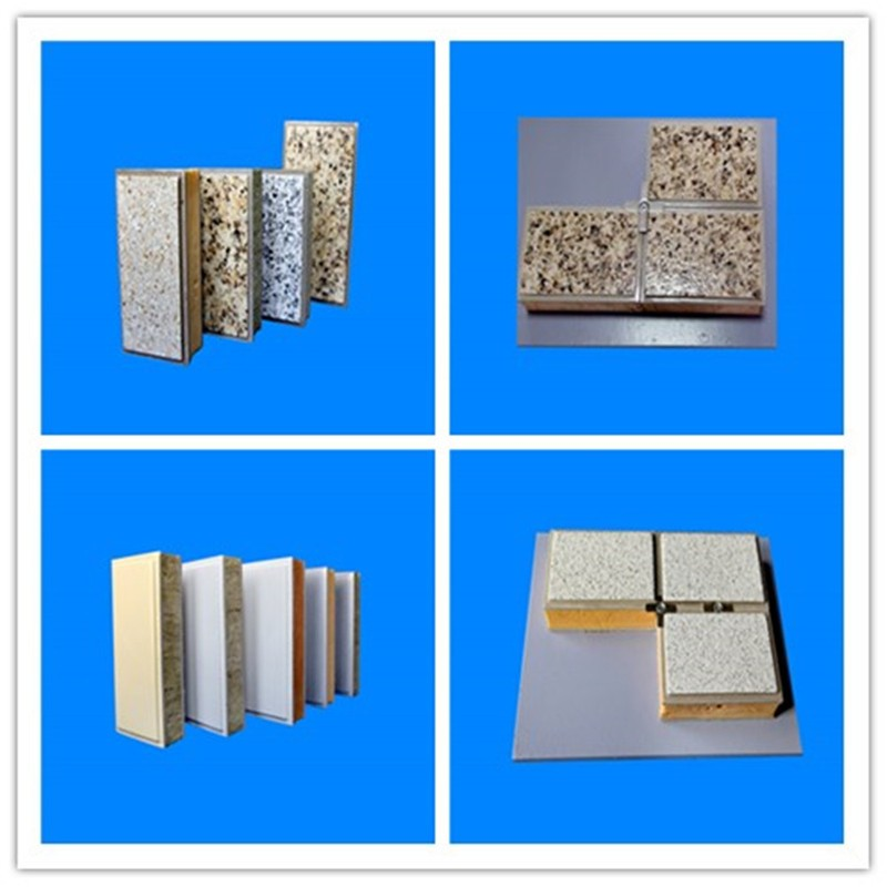 Luxury fire rated sandwich panel with CCC certificate