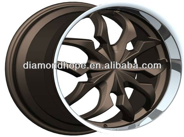 Zw-au-509 Different Size Wheels For Cars 14inch Car Wheel Aluminum ...
