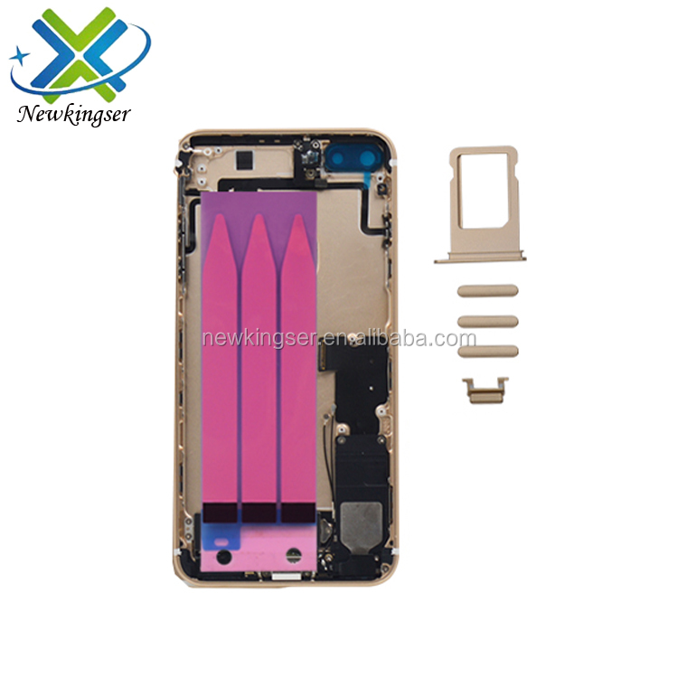 timeless design 417a1 78a77 Full Back Housing For Iphone 7 Plus Back Battery Cover Rear Door Case  Chassis With Flex Cable Assembly - Buy Full Back Housing For Iphone 7  Plus,For ...