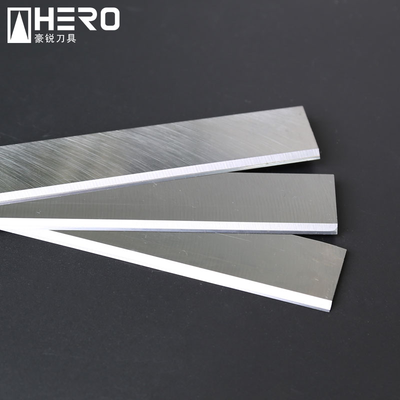 woodworking tools Wood peeling blade carbide planer knives chipper wood blades