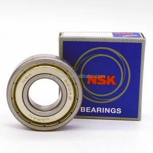 6204ZZ NSK deep groove ball bearing made in Japan
