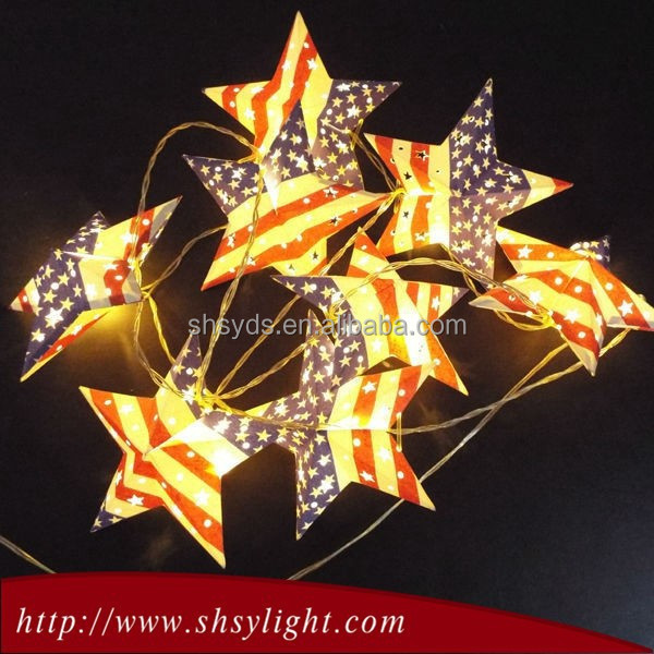 Factory Directly Provide High Quality Halloween Pumpkin String Lights