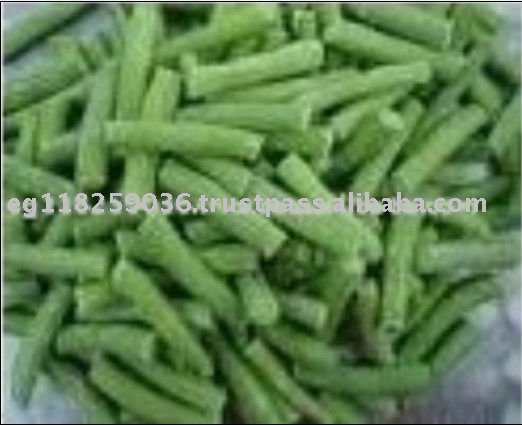 ARKANZA Green Beans Frozen Vegetable Brand