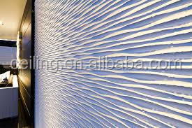 The Latest Design 3d Wall Panels /ceiling Design For Interior ...
