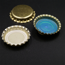 Custom beer glass bottle crown caps