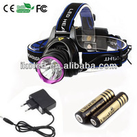 Waterproof Underwater 800lm Xm-l Cree T6 Led Swimming Diving ...
