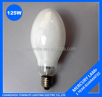 Mercury Vapour Lamp 125w