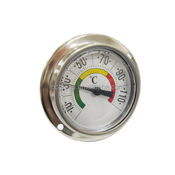 Water Heater Boiler Temperature Gauge - Buy Water Heater Temperature ...