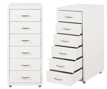 Exceptionnel Korean Top 10 Cabinet Manufacturers White Tool Chest 6 Drawer Multi Drawer  Cabinet