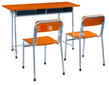 Chairs Tables Wooden Furniture Ergonomic Student Desk And Chair Set Middle School