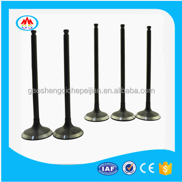 High level spare parts marine diesel engine valve for Tohatsu MFS3.5