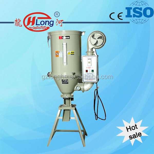 Industrial plastic injection machine of hot air blowing dryer