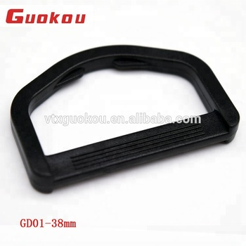 38MM factory direct large large plastic D ring buckle