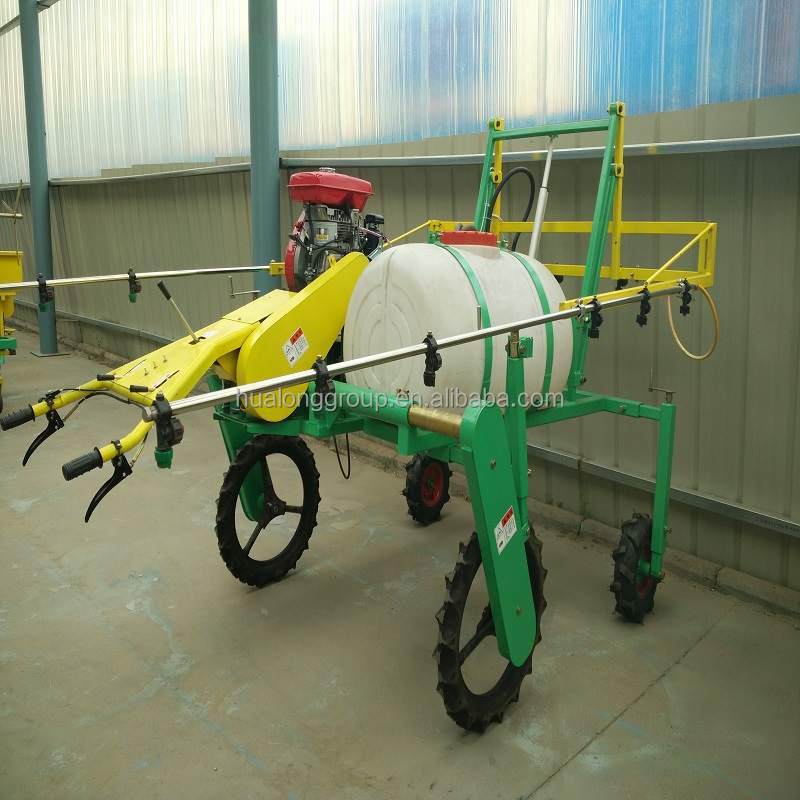 hand held boom pesticide sprayer for corn fruit tree and wheat