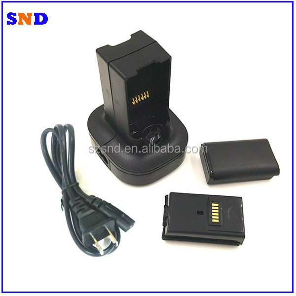 High quality top selling product for xbox360 double docking charger station